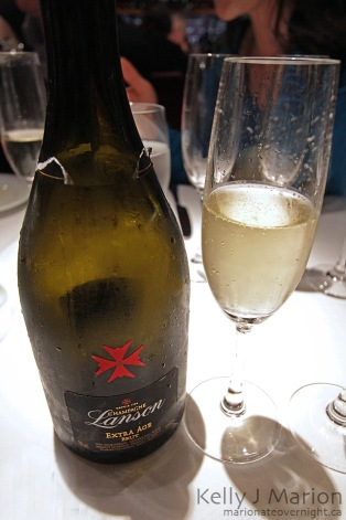 Champagne Wishes Dinner