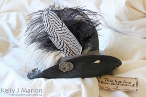 Customized Derby Hat, Goorin Bros.
