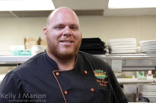 Ortanique's Executive Chef