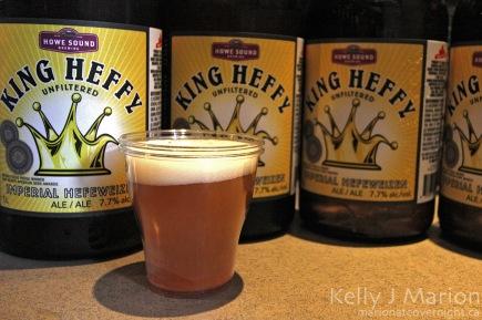 Howe Sound's King Heffy