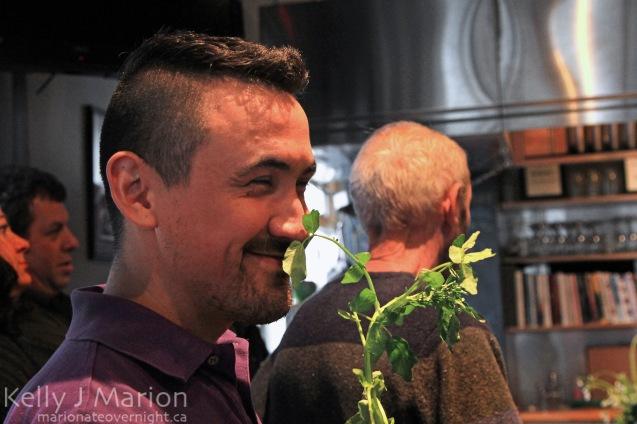 Jeremy Inglett, Food Gays