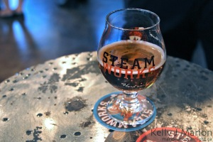 Steamworks Tap House Launch Party