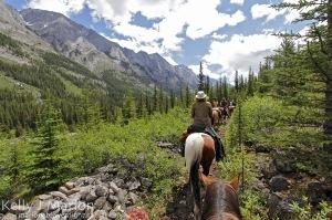 Holiday on Horseback