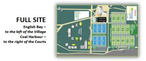 Stanley Park Open Site Map